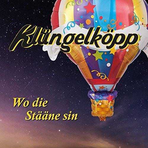 Cover: Wo die Stääne sin